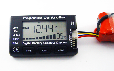 GT0052 GTPower 2-7S LCD Battery Capacity Checker